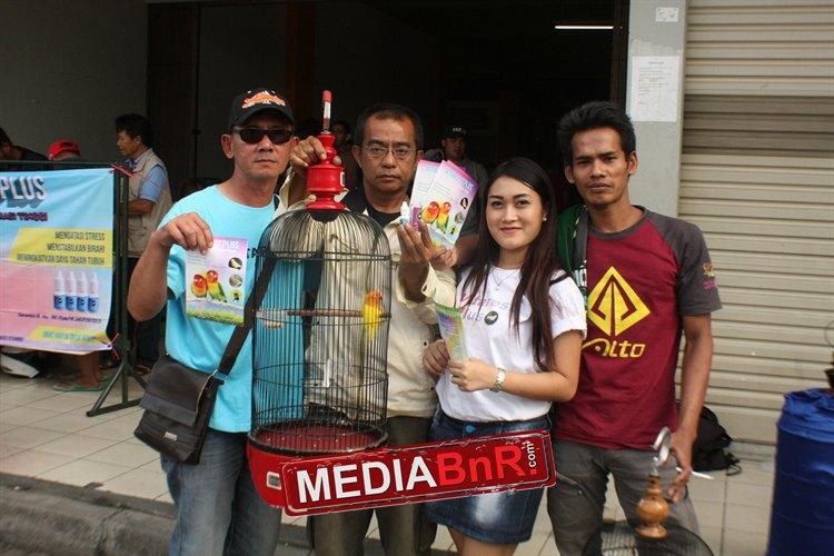 Didukung Vitarest Plus, Latber BnR Pasar Segar Tambah Membludak