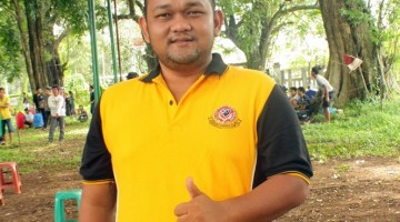 H. Hilman siap turun di even besar BnR di Karawang
