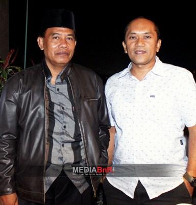 H. Huzein dan H. Ulum Selaku Pembina BnR Indonesia Cab. Malang