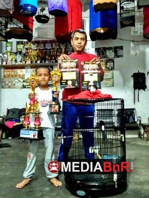 H. Jamil Raih Juara BOB Murai Batu