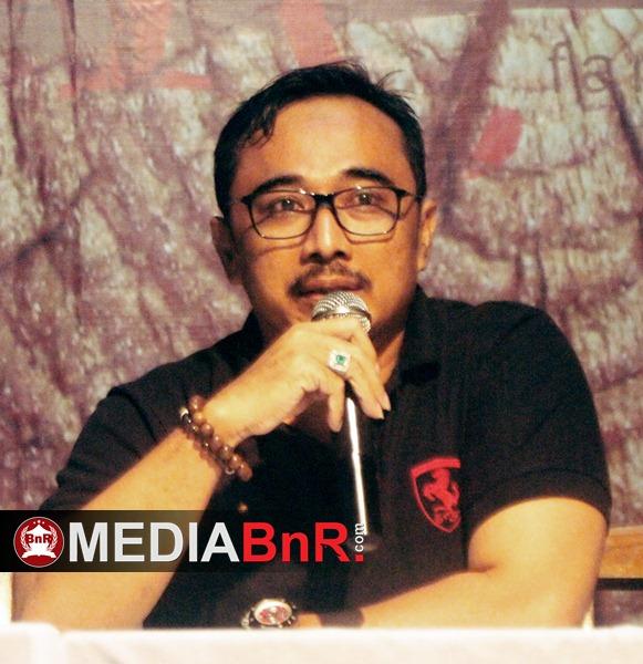 H. Mansur Ketua Harian BnR Pusat