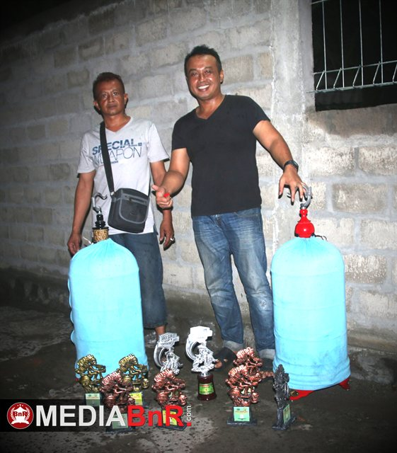 H. Mansur Muntilan. Remix Pecahkan Rekor, Cetak Double Winner