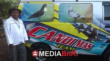 Team Candi Mas Kroya Jawa tengah.