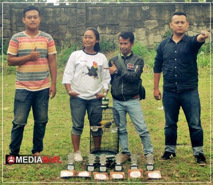 H. Otang Alfa Jaya Makin Eksis Bersama Black & Zahra Centil Jr