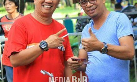 Rame – Rame ke Piala Tangerang Selatan – H Robi Marble dan Herry TSI Siapkan Gaco Terbaiknya