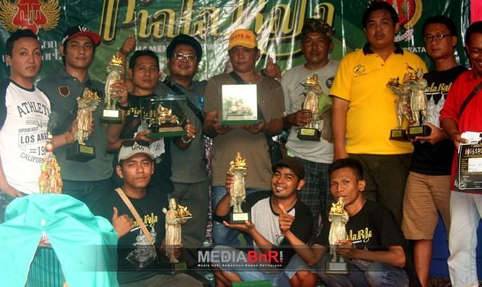 H. Said all team juara love bird 1 -10