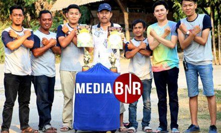 MS & Semar Sakti Terbaik Dikelas Utama, Jelly SF Kembali Borong Juara.