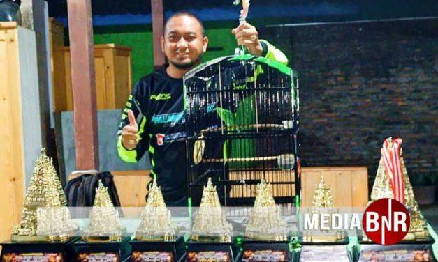 CH Stabil & Sarat Prestasi Nasional, The Legend Of KETUYUNG Tanpa Persiapan Masih Mampu Mendominasi Podium Juara