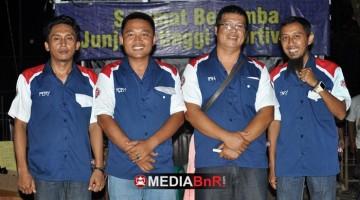 H.Ferry,Robby,Ian Rangkas y dan Dicky, suksessor BnR Banten