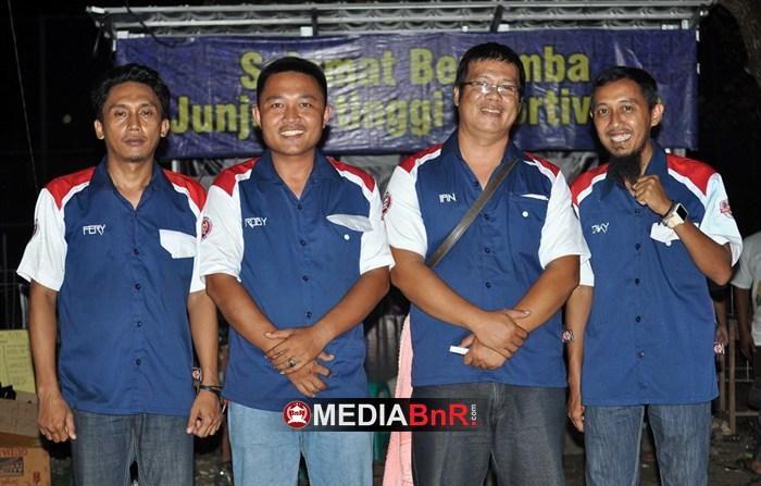 Esensi Bangkit, Lebak 27 SF dan Samballado BC Juara Umum
