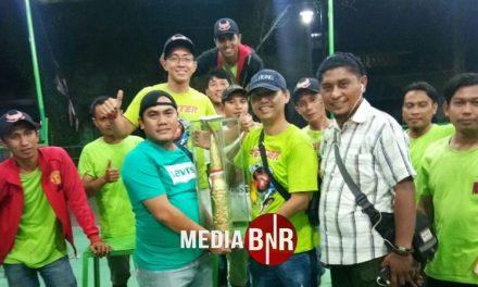 Bermodalkan Kebersamaan, Panser BC Sukses Juara Umum di Piala Duta Bandara