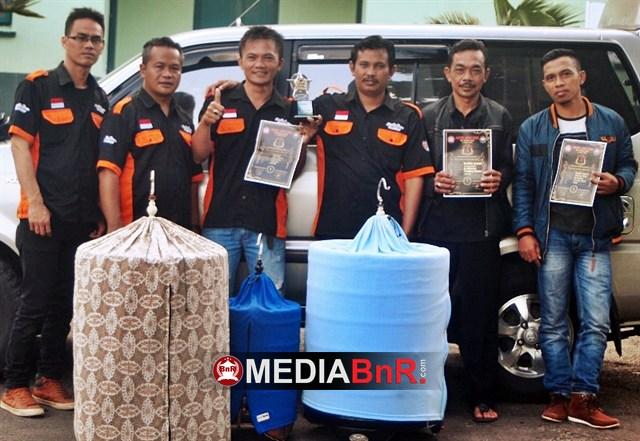 Pertarungan Silaturahmi Ciblek Mania Nusantara