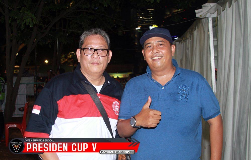 Bang Boy Apresiasi JPMRT 78 SF Banjarmasin di Presiden Cup V
