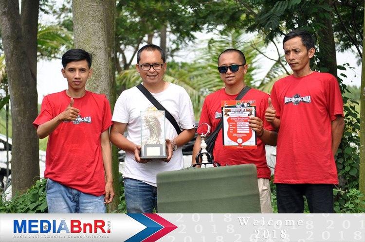 Duel Carox Berakhir 60 Juta di Bupati Cup IV Tangerang