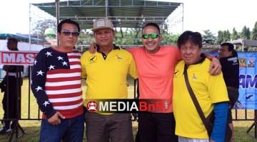 H.Rizal LBB Bersama Crew dari Surabaya
