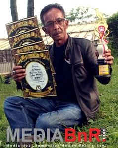 H. Warman Komandan Balantrak Lembang (Foto: Ricky/MediaBnR.Com)