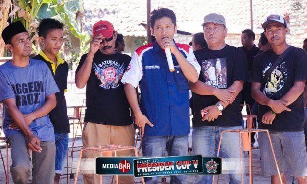 Road To Presiden Cup V feat BnR Batubara Tembus 1.285 Dengan Tanpa Protes, Ketua Harian BnR Indonesia Hadir Bersamaan. Dt. MBC Cup II dan Mahadewa Juara Umum
