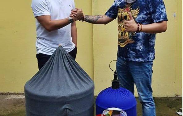 Hendra SGN Pinang Murai Batu Big Show di Awal Tahun 2021