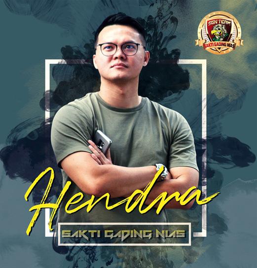 SGN take over Murai Batu Alvin Team
