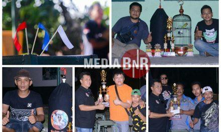 Fungsikan bendera kecil, Prikitiew dan Tali Pocong dominasi Juara, Roy HK dan Metro BC Juara Umum