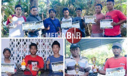 Di BnR Batubara Sampang, Juaranya Puas Meskipun di Angka Besar