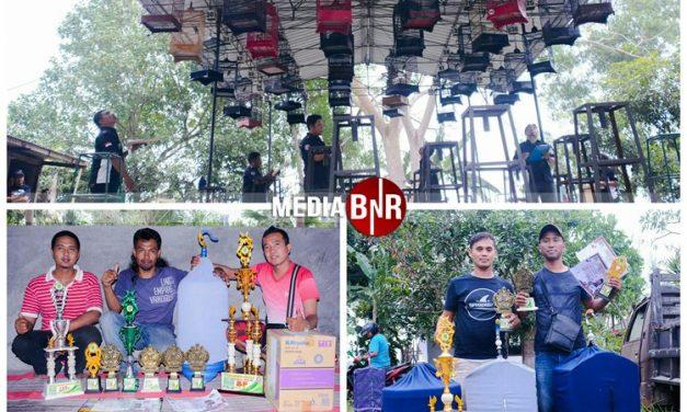 Gelaran Pertama PKB CUP 1 Membuat Thor BC  dan Aditya RG Group menjadi Juara Umum