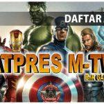 DAFTAR JUARA M2 BnR GAJAH MADA (11/11/2018)