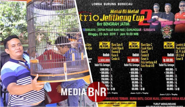 11.20 Stabil, Mr.Wasis Moncer di Ekor Panjang, Next Brosur Trio Jeliteng Cup 2 Ter-Update