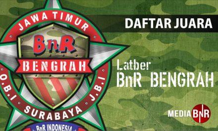 Daftar Juara Latber BnR Bengrah (9/9/2018)