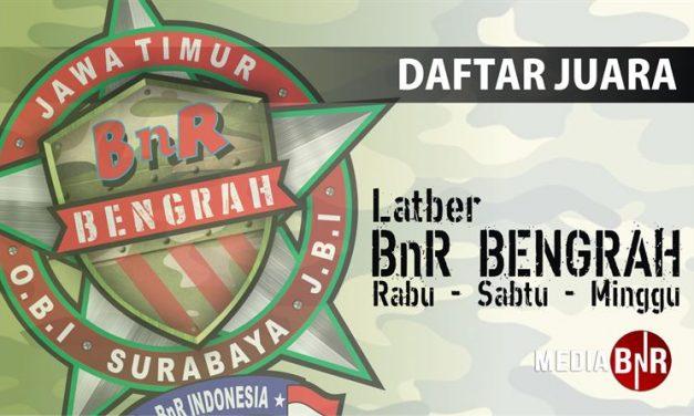 Daftar Juara Latber BnR Bengrah (14/10/2018)