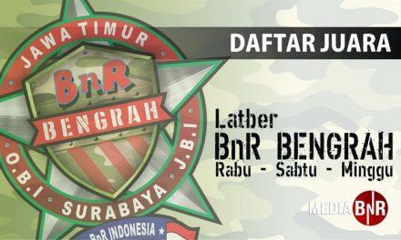 DAFTAR JUARA BnR BENGRAH (21/10/2018)
