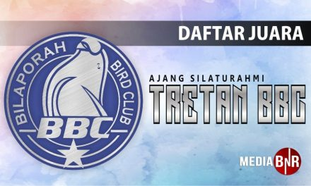 Daftar Juara Latpres Tretan BBC feat BnR (22/7/2018)