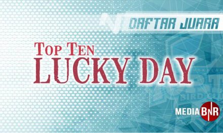 DAFTAR JUARA TOP TEN LUCKY DAY (28/07/20190