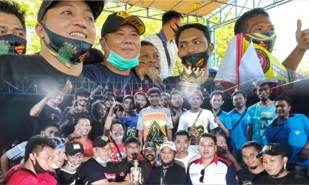 MB. Slamet Boyong Tropi Juara 1 Tiket 2 Juta, Grandong juara 1 Tiket 300 ribu