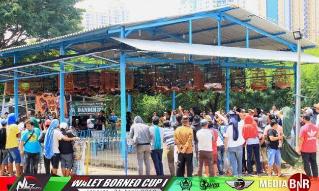 Tiket Murah Hadiah Mewah, Sarang Walet Borneo Cup 1 Sukses Disambangi 1070 Kicaumania