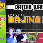 DAFTAR JUARA special BnR BAJING 22 (27/09/2020)