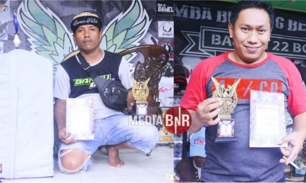 Usai Sembuh Hayabuza Masih Tampil All Out, Britama Senang Posisi Runner Up