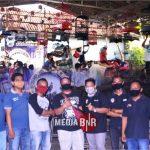 BnR Bajing 22 Gazz Latberan perdana di Madura, Kicau Mania Yang Hadir Mengaku Senang