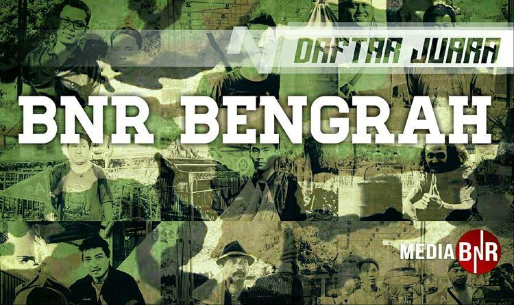 DAFTAR JUARA LATBER BNR BENGRAH (11/05/2019)