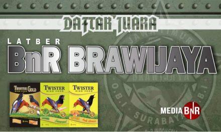 DAFTAR JUARA LATBER KAMIS BnR BRAWIJYA(09/07/2020)