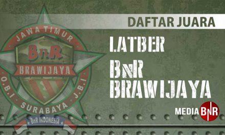 DAFTAR JUARA LATBER BnR BRAWIJAYA SABTU (23-02-2019)