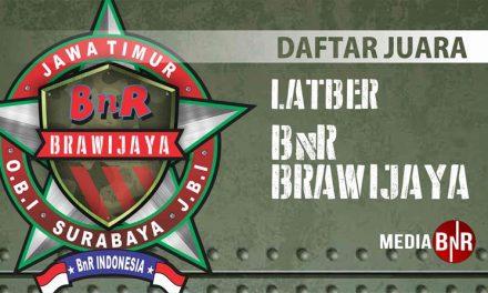 Daftar Juara BnR Brawijaya (28/3/2019)