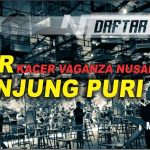 DAFTAR JUARA KACER VAGANZA NUSANTARA BNR TANJUNG PURI (19/05/2019)