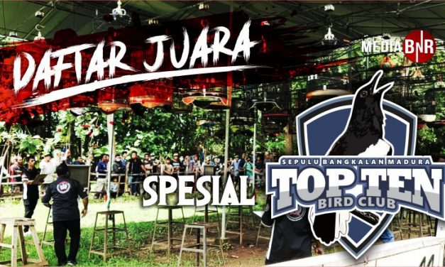DAFTAR JUARA SPESIAL TOP TEN BC (24/01/2021)