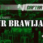 DAFTAR JUARA LATBER BNR BRAWIJAYA (18/05/2019)
