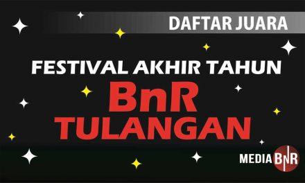 DAFTAR JUARA LATPRES AKHIR TAHUN BnR TULANGAN (30-12-2018)