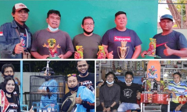 MB Grandong Menang Nyeri Usai Mabung, MB Hummer Juara Usai Pulih, LB Jupan Libas Habis Kelas Fighter