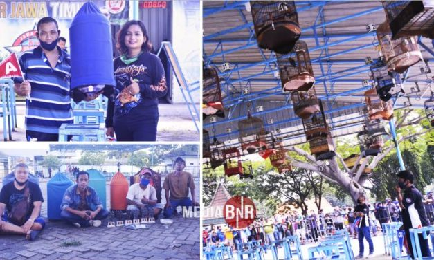 Gelaran Kedua New Normal Banyak Yang Baru, Sabrina Berjaya, Ngopi Team Borong Tropi