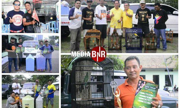 Road To Bupati Sidoarjo Cup II : Cetak Burung Terbaik, Mama Muda, Leha, Tituler, Bledek, Ronggeng, Putra Semeru, Anak Pasar