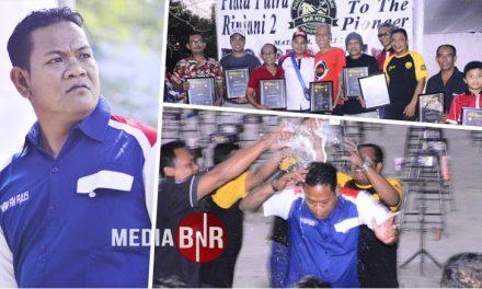 Ultah Wawan Ajus,Piala Putra Rinjani 2 Dihadiri Penasehat BnR Indonesia dan Tokoh Perburungan NTB